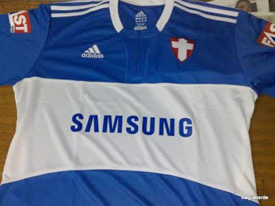 Nova camisa do Palmeiras  f3e9f46026850