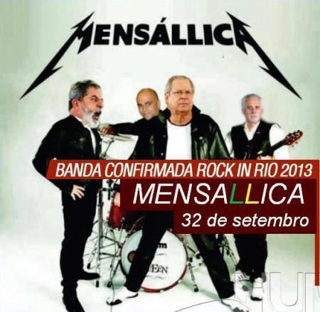 Mensalão rock