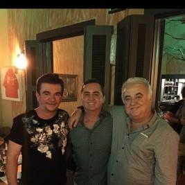 Paulo, Fernando e Andres