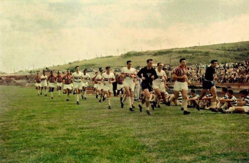 treino morumbi 1955