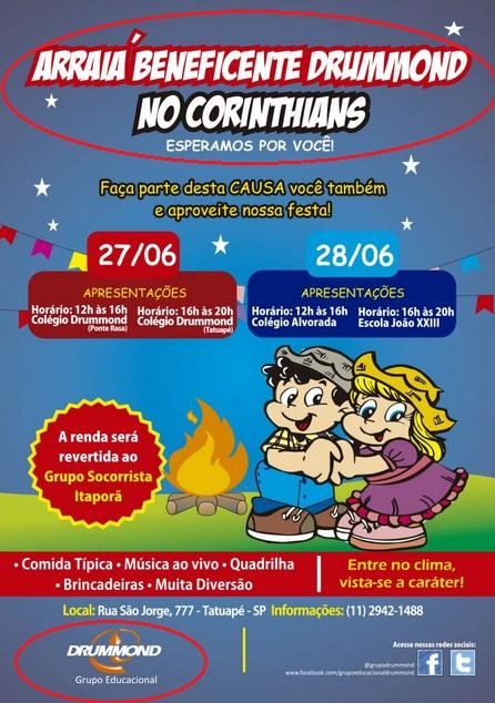 arraia corinthians 1