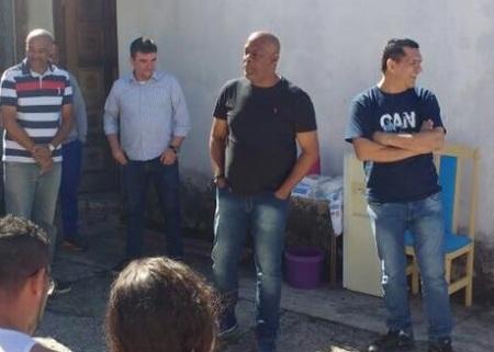 Andres Sanches, André Negão e Luiz Moura